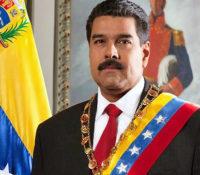 Nicolas Maduro vandaag opnieuw benoemd tot president