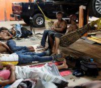 Omstandigheden vluchtelingen Curaçao nog steeds onder het minimum