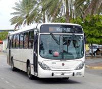 Chauffeurs ABC Busbedrijf houden 'bezorgdheidsactie'