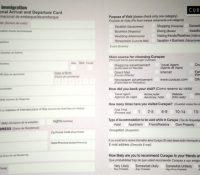 Immigratiekaart straks alleen nog digitaal