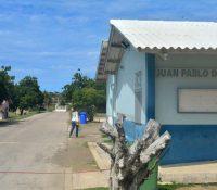 Inbraak Juan Pablo Duarte School