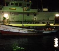 Weer Venezolaanse boot onderschept: regering gaat over tot collectieve uitzetting