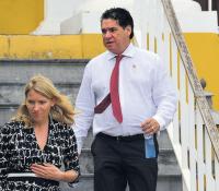Robbie dos Santos blijft nog langer vastzitten